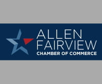 Allen Chamber of commerce logo